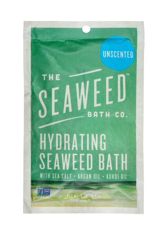 Unscented Hydrating Seaweed Bath