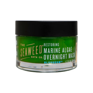 Front of Restoring Marine Algae Overnight Mask Jar