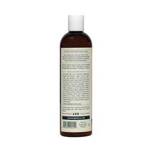 Back of Hydrating | Balancing Conditioner in Eucalyptus & Peppermint Bottle
