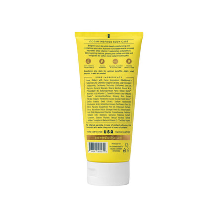 Energizing Revitalizing Body Cream - Uplift (Grapefruit + Orange)