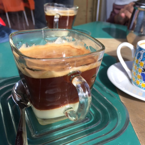 Sanger, an Achenese style coffee