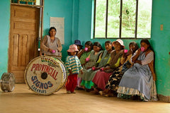 Women of Bolivian producer group Mejillones | Bean North Coffee Roasting Co. Ltd.