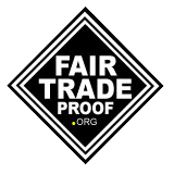 Fair Trade Proof logo, click to learn more | Bean North Coffee Roasting Co. Ltd.