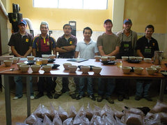 FAPECAFES Ecuadorian fair trade organic coffee