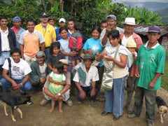 Coffee producers at Fondo Paez, Colombia | Bean North Coffee Roasting Co. Ltd.