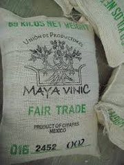 Organic Fair Trade coffee from Mexican co-op Maya Vinic, ready to be shipped| Bean North Coffee Roasting Co. Ltd.