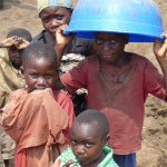 Children at Congolese producer group Sopacdi | Bean North Coffee Roasting Co. Ltd.