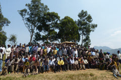 Group at Sopacdi in DR Congo | Bean North Coffee Roasting Co. Ltd.