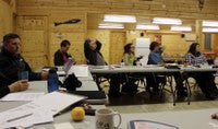 The 2011 Cooperative Coffees AGM took place at Bean North Coffee Roasting's cafe in Yukon, Canada