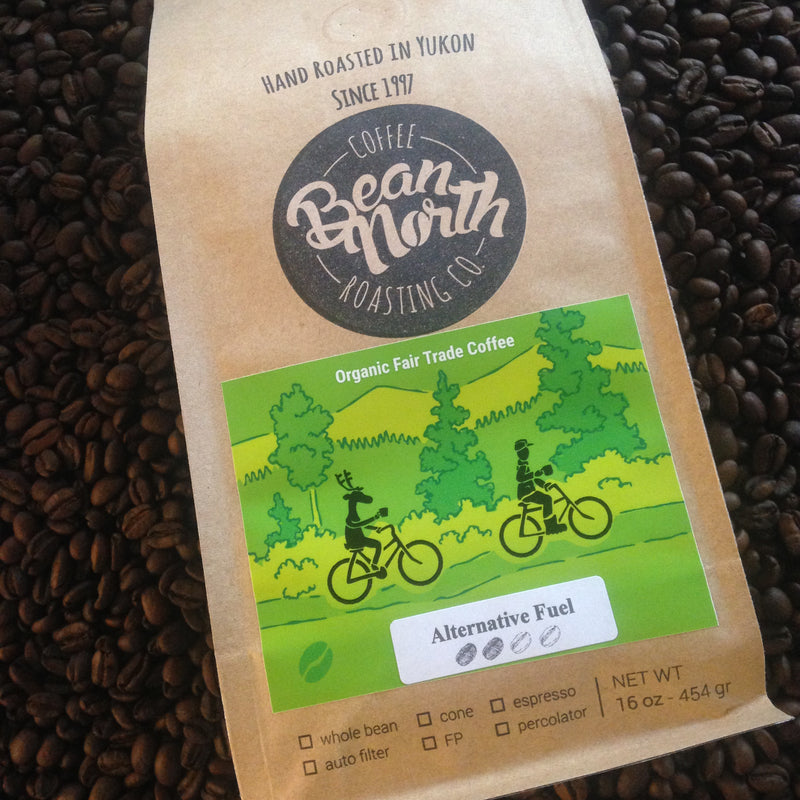 Alternative Fuel - Bean North Coffee Roasting