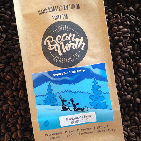 Backwoods Brew - Bean North Coffee Roasting