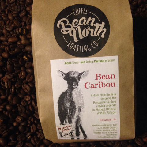 Bean Caribou - Bean North Coffee Roasting