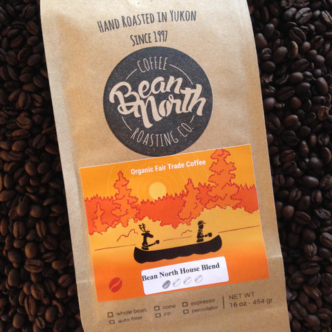 Bean North House Blend - Bean North Coffee Roasting