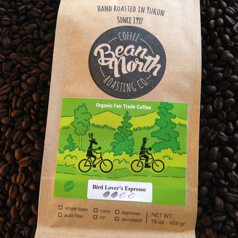 Bird Lover's Espresso - Bean North Coffee Roasting