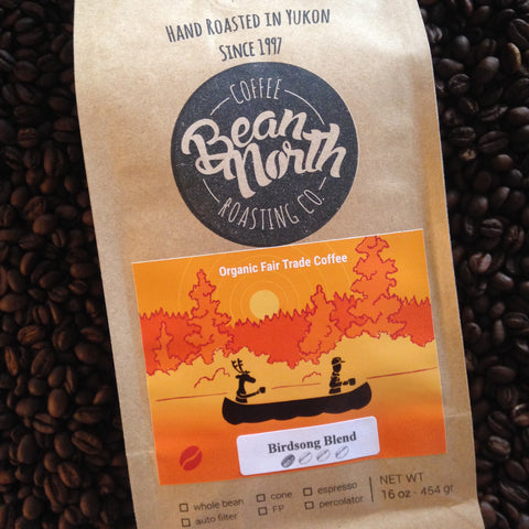 Birdsong Blend - Bean North Coffee Roasting
