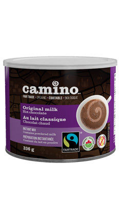 Cocoa Camino Milk Hot Chocolate - Bean North Coffee Roasting
