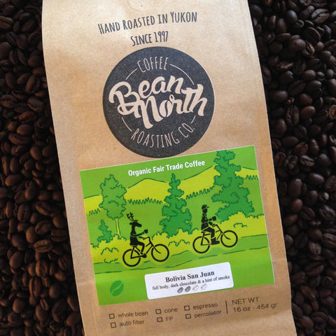 Bolivia San Juan - Bean North Coffee Roasting