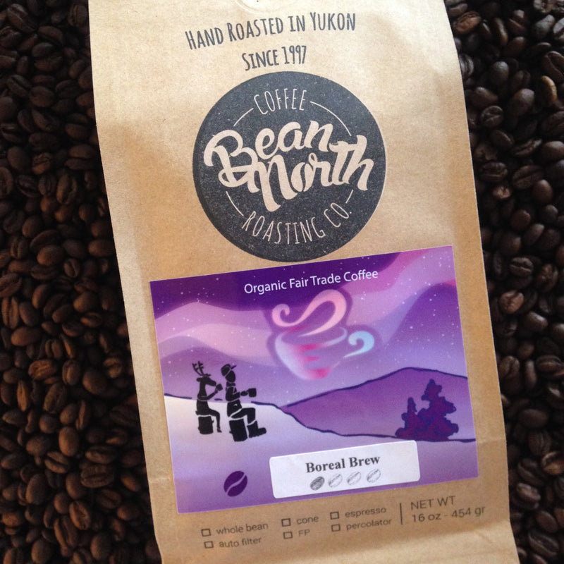 Boreal Brew - Bean North Coffee Roasting