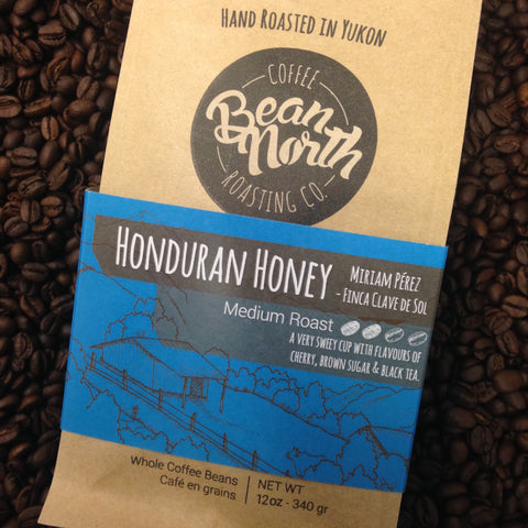 Honduras COMSA Honey Processed: Miriam Pérez ~ Micro Lot - Bean North Coffee Roasting