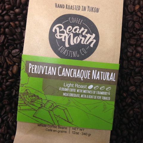 Peruvian Canchaque Natural ~ Micro Lot - Bean North Coffee Roasting