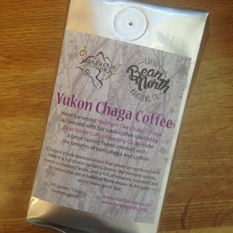 Yukon Chaga Coffee - Bean North Coffee Roasting