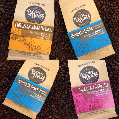 Try all our Micro Lot coffees and save! - Bean North Coffee Roasting