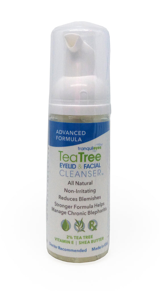 Tea Tree Foaming Cleanser - Advanced Formula