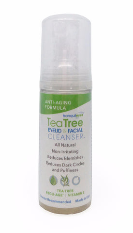 Tea Tree Foaming Cleanser - Enhanced Anti-Aging