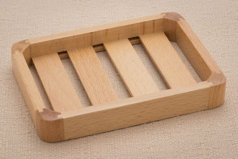 Beechwood Flat Rectangle Tray (#14)