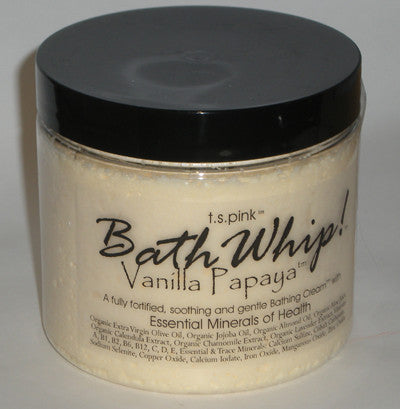Bath Whip - Vanilla Papaya