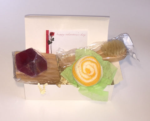 Palmstone Gift Set with Brush