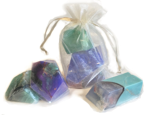 Palmstone Gift Set in a Gauze Bag