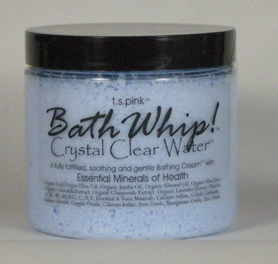 Bath Whip - Crystal Clear Water