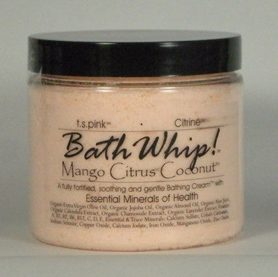 Bath Whip - Mango Citrus Coconut (formerly Citrine)