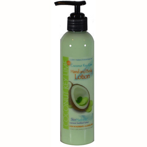 Coconut Key Lime Body Lotion