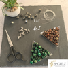 D.I.Y. Jewelry Making Class & Kit: Gem Stone Bracelet