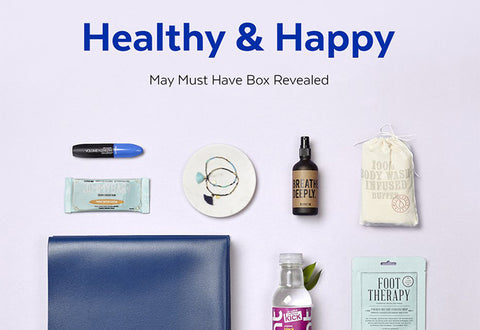 May 2016 POPSUGAR Must Have Box