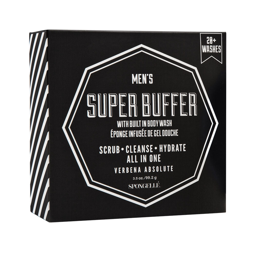 20+ Men's Super Buffer - Spongellé