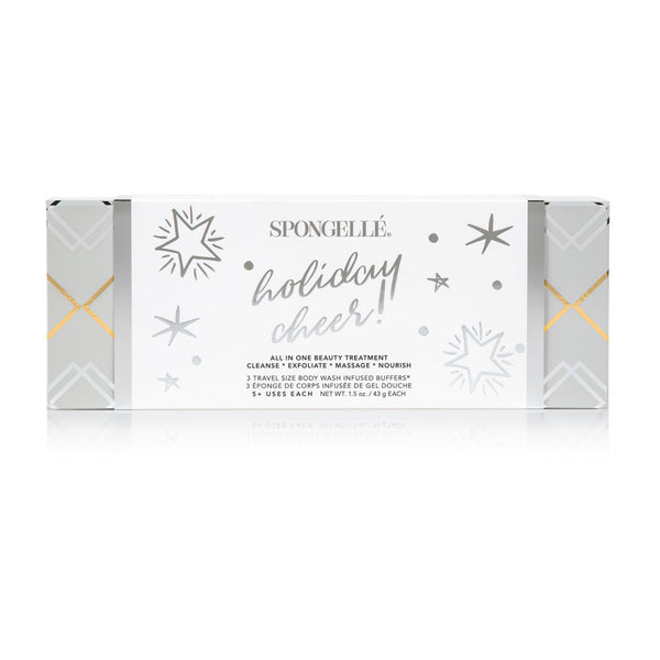 Holiday Cheer | Holiday Gift Set - Spongellé