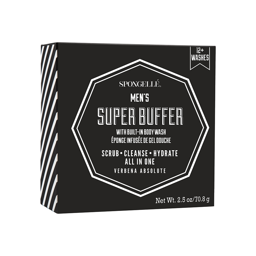 12+ Men's Super Buffer - Spongellé