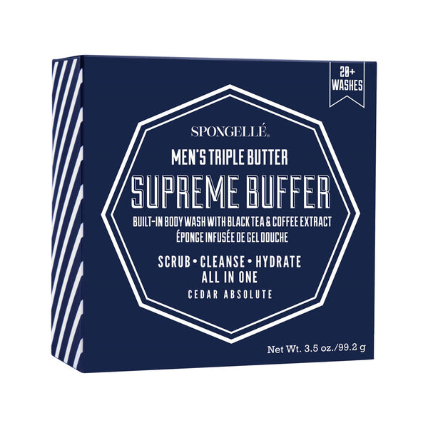 20+ Men's Supreme Buffer - Spongellé