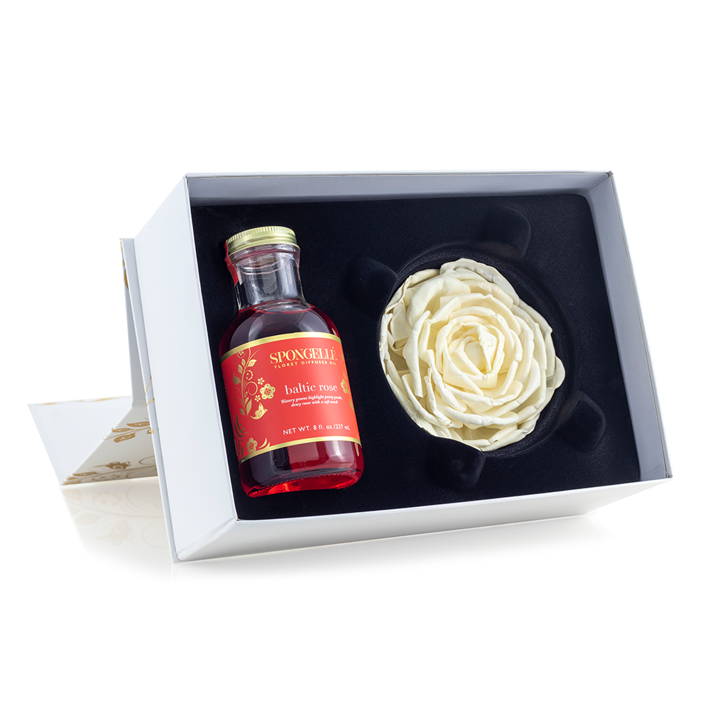 Baltic Rose Diffuser | Floret Collection