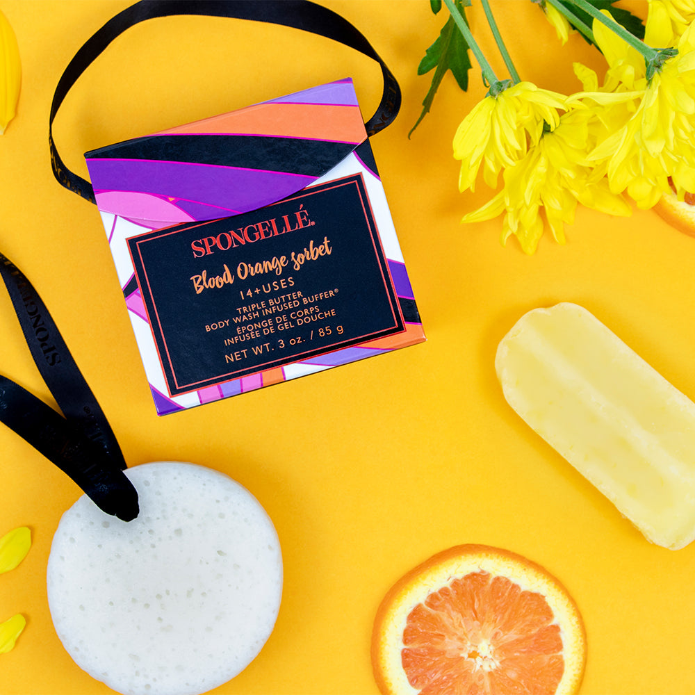 Blood Orange Sorbet | Moda Collection - Spongellé