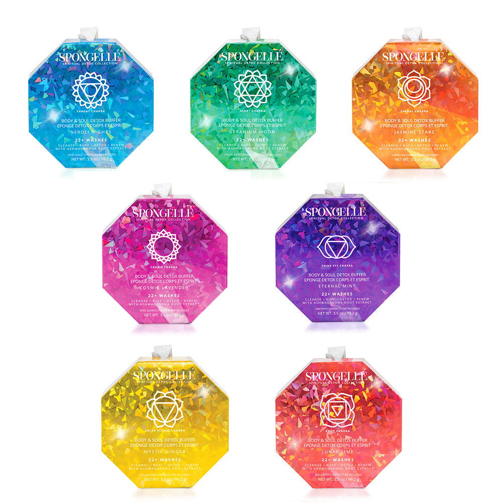 Spiritual Detox Assorted Pack