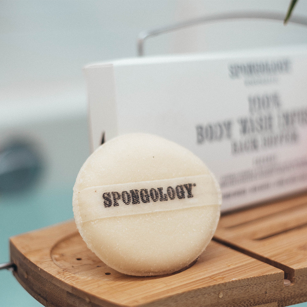 Coconut Travel Buffer | Spongology - Spongellé