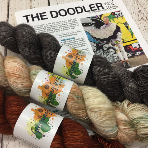 The Doodler Project Kit: Warm Autumn