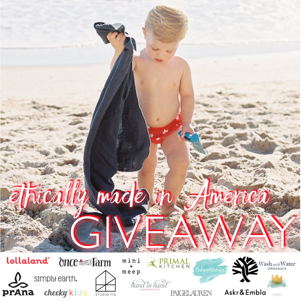 Made in America $800 giveaway