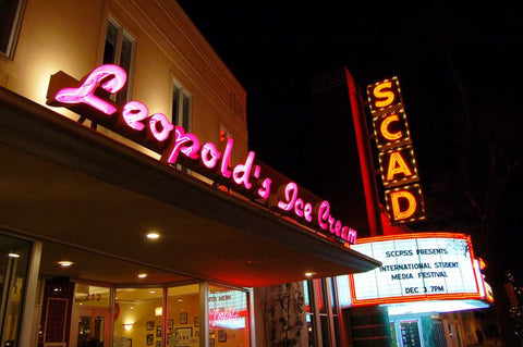 leopolds ice cream savannah ga