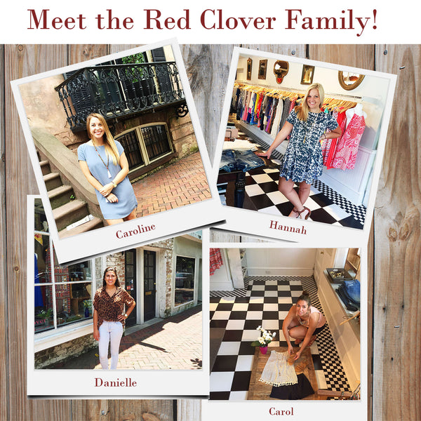 meet the red clover family