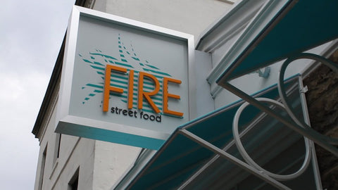 fire street food savannah